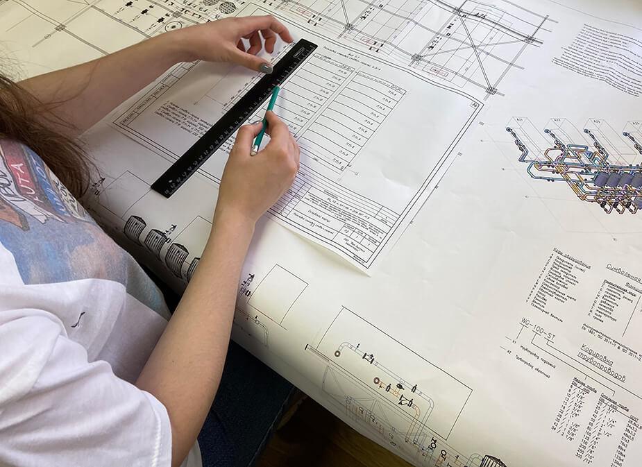 Проектирование и монтаж холодильных систем